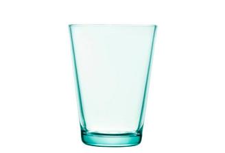 (Set of 6) Iittala Kartio Tumblers (13.5 oz), water green