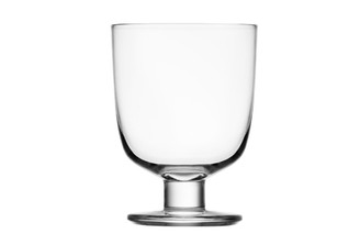 (Set of 4) IITTALA LEMPI GLASSES CLEAR