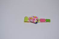 Girls Headband with Flower - Chloe