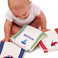 Bundle of Sale Burp Cloths - Boy