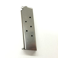 Colt 45 ACP Government - Stainless 7rd Magazine