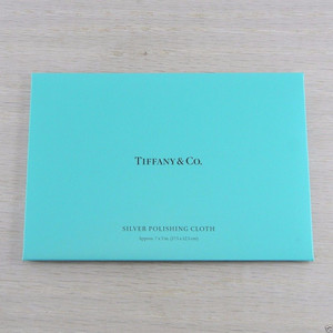 BRAND NEW Tiffany & Co. Sterling Silver Jewelry Polish Polishing Cloth