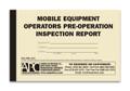 Mobile Equipment Checklist