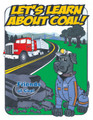 APC 98571 LET'S LEARN ABOUT COAL ACTIVITY BOOK
