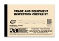 Mobile Crane Safety Inspection Checklist
