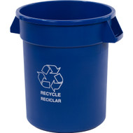 341020REC14 - 20 Gallon Bronco   Recycle Container