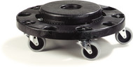 3691103 - Bronco   FVP Economy Round Container Dolly