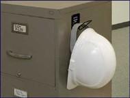 """414035 - """"Magnetic Mount"""" Hard Hat Rack™"""