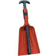6880EBO - Compact Orange and Gray Shovel