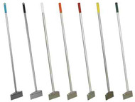 "440055 - 8"" Stainless Steel Scraper w/48"" Aluminum Handle"