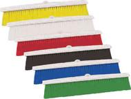 """110042 - 24"""" Color-coded Floor Brush - Stiff"""