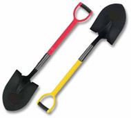 450027 - Round-Point Shovel, w/D-Handle