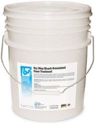 DS10005 - Dry Step Bicarb Granulated Floor Treatment, 40lb Pail