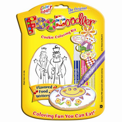 King & Queen Coloring Kit
