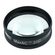Ocular MaxAC Autoclavable 20D Lens with case. New!