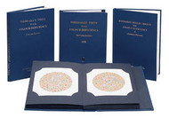 Ishihara Test Chart Books for Color Deficiency 38 PLATE 170