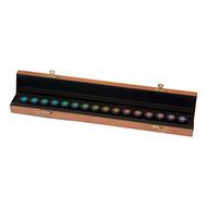 Farnsworth D-15  Dichotomous Color Blindness Test