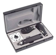 German Made Ultra-200 Ophthalmoscope Retinoscope Set by Reister