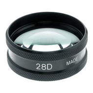 Ocular MaxLight 28D Indirect Lens With Case. New!