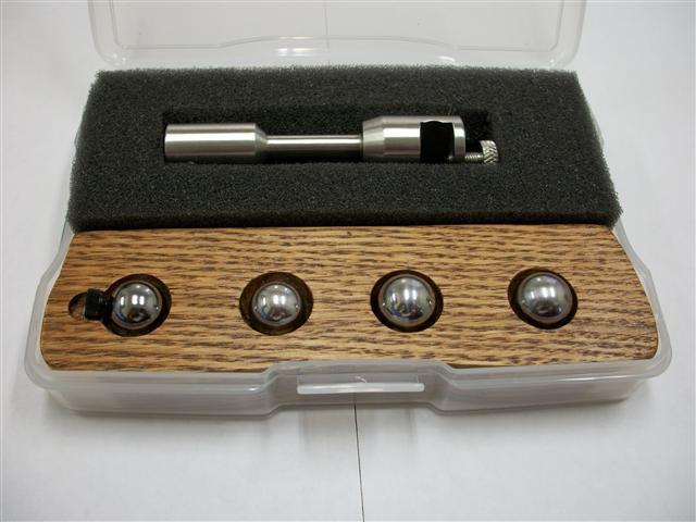 Precision Keratometer Calibration Set