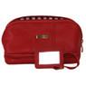 Bucasi Weekender in Red Stripe | Travel Jewelry Organizer | TS13335 |  Mirror