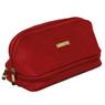 Bucasi Weekender in Red Stripe | Travel Jewelry Organizer | TS13335 | Side