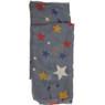 Star print scarf closeup | SF194 | Bucasi | Print View
