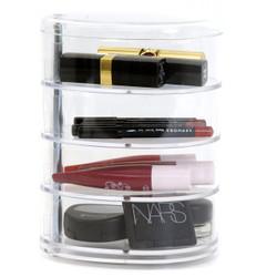 Tiered Acrylic makeup organizer
