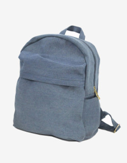 Blue Jean Backpack | Bucasi BP1 | Front