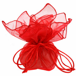 Red Gift Bags - Set of 30