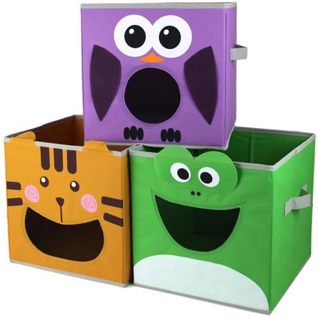 Animal Cubbie Set | Bucasi | SCR500 - Main