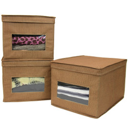 Linen Sweater Box Set | Bucasi SCR300BR | Set