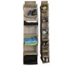 Bucasi Linen Hanging Organizer | Set of 2 | Bucasi SCR350BR | Front