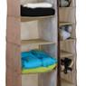 Bucasi Linen Hanging Organizer | Set of 2 | Bucasi SCR350BR | Side