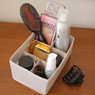 Adjustable Beige Drawer Organizer set of 3 | Bucasi SCR655 | Dresser-top