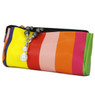 Rainbow Jewelry Travel Clutch and Jewelry Roll Up Set | TS13208-R | Bag