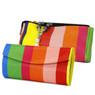 Rainbow Jewelry Travel Clutch and Jewelry Roll Up Set | TS13208-R | Set