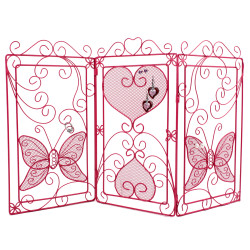 Christina Jewelry Stand in Pink