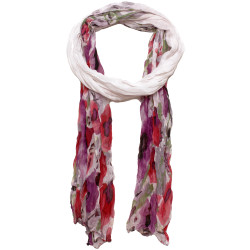Floral Layering Scarf