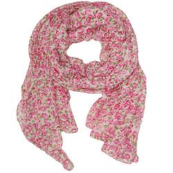 Rose floral print scarf by Bucasi