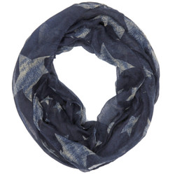 Stars and Stripes Americana Loop Scarf
