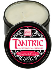 Tantric soy candle