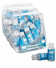 48pc Moist Lube Display