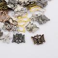 Tibetan Style Mixed Charms 50g - Butterflies