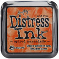 Tim Holtz Distress Ink Stamp Pad – Spiced Marmalade