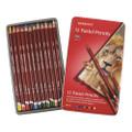Derwent Pastel Pencils Tin – 12