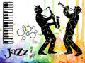 Visible Image Stamps - Jazz It Up 160x115mm