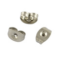 Stainless Steel Earnuts 0.7mm 20/pkg