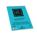 Canson XL Aquarelle Spiral bound pad 300 g/m² Cold Pressed A4