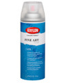 Krylon Fine Art Fixatif Spray 311g